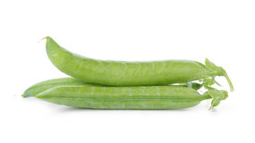 Fresh pea pods Royalty Free Stock Photography