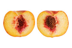 Fresh peach Royalty Free Stock Photo
