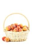 Fresh peach fruit Royalty Free Stock Photos