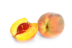 Fresh peach fruits Royalty Free Stock Image