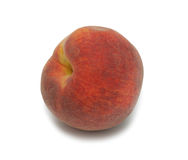 Fresh Peach, isolated Stock Images