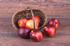 Fresh Peach Royalty Free Stock Image