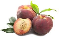 Fresh peach Royalty Free Stock Photo