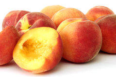 Free Fresh Peaches Royalty Free Stock Image - 14803936