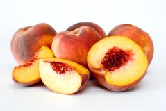 Free Fresh Peaches Stock Photography - 15751252