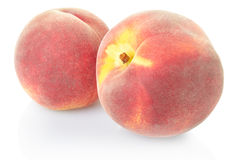 Fresh peaches Royalty Free Stock Photography