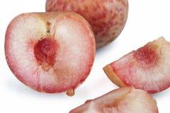Fresh Peaches Stock Photography