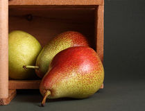 Fresh pear Royalty Free Stock Photography