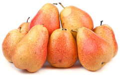 Fresh pear Stock Images