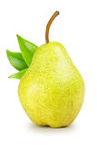 Fresh pear Royalty Free Stock Images