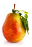 Fresh pear isolated Stock Photos