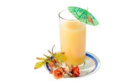 Fresh pear juice Royalty Free Stock Photo