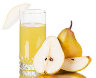 Free Fresh Pear Juice Stock Photos - 18439273