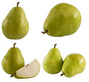 Fresh pear series royalty free stock photos
