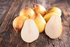 Fresh pear Royalty Free Stock Image