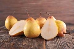 Fresh pear royalty free stock photo