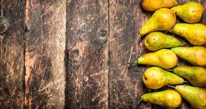 Fresh pear. Stock Photo