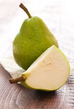 Fresh pears Royalty Free Stock Photo