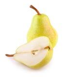 Fresh pears Stock Photography