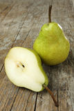 Fresh pears Royalty Free Stock Photography