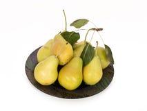 Fresh pears Royalty Free Stock Photo