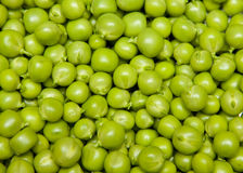 Fresh peas Stock Photos