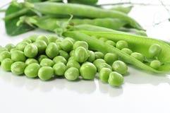 Fresh peas Royalty Free Stock Photography
