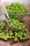 Fresh peas Royalty Free Stock Photos