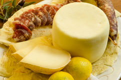 Fresh Pecorino Stock Images