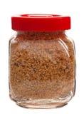 Fresh peeled barley Royalty Free Stock Image