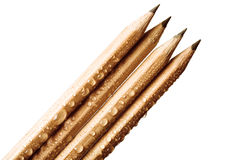 Fresh pencils - fresh ideas Royalty Free Stock Photography