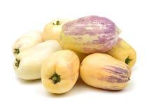 Fresh Pepino fruit Stock Photography