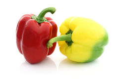 The fresh pepper Royalty Free Stock Photos