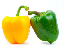 Fresh pepper vegetables Stock Photography
