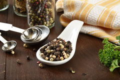Fresh peppercorn Royalty Free Stock Photos