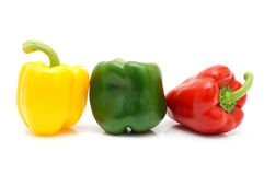 Fresh peppers Royalty Free Stock Image