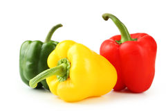 Fresh peppers Royalty Free Stock Photography