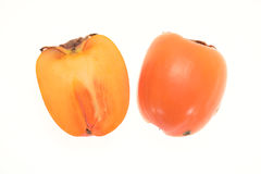 Fresh Persimmon Stock Image