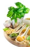Fresh Pesto Stock Images