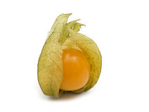 Fresh physalis Stock Photos