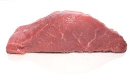 Fresh piece of a fillet of beef Royalty Free Stock Photos