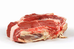 A fresh piece of prime beef Stock Photo