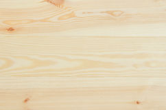 Fresh pine wood planks background top view Royalty Free Stock Photo