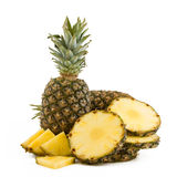 Fresh pineaple Royalty Free Stock Image