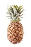 Fresh pineapple. Isolated on white Stock Photo