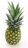 Fresh Pineapple. Ready to be sliced for desert or salad royalty free stock images