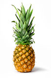 Fresh pineapple fruit isolated Stock Photo