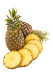 Pineapple fruits Stock Photography