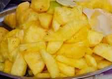 Fresh pineapple fruits Stock Image