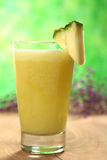 Fresh Pineapple Juice Royalty Free Stock Photos